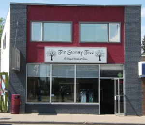 Building Store Front